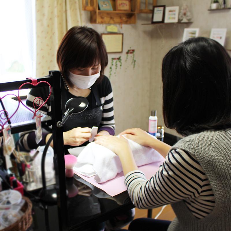 Adorable Princess Nail Salon: ネイルサロンプリンセス 吉野川市(徳島県) プライベートサロン